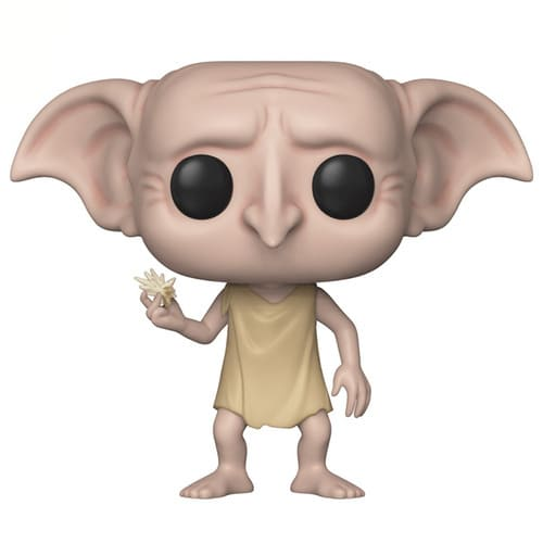 Figurine Pop Dobby lançant un sort