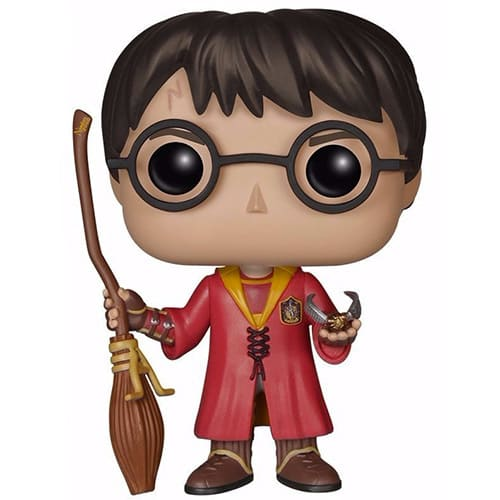 Figurine Pop Harry Potter Quidditch