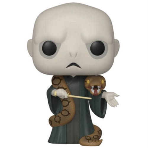 Figurine Pop Lord Voldemort with Nagini
